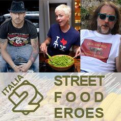Al via la prima edizione di Street Food Heroes su Italia 2