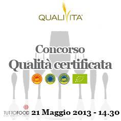 Premiazione Concorso Qualità Certificata - Milano
