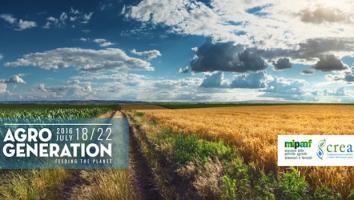 EVENTO INTERNAZIONALE AGROGENERATION: IL SUMMIT DELL'AGRICOLTURA GIOVANE