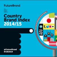 COUNTRY BRAND INDEX FUTUREBRAND 2014-2015