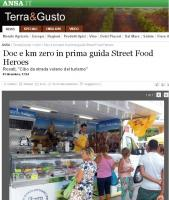DOC E KM 0 IN PRIMA GUIDA STREET FOOD HEROES