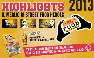 GLI HIGHLIGHTS DI STREET FOOD HEROES