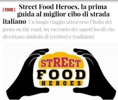 UN LUNGO VIAGGIO ATTRAVERSO L'ITALIA DEL GUSTO ON THE ROAD