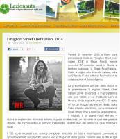 I MIGLIORI STREET CHEF ITALIANI 2014