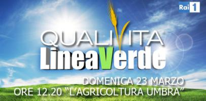 QUALIVITA A LINEA VERDE PER IL FUTURO DELL'AGRICOLTURA