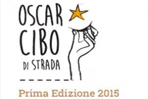 OSCAR DEL CIBO DI STRADA 2015