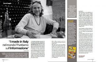 IL MADE IN ITALY NEL MONDO ? PUNTIAMO SULL'INFORMAZIONE