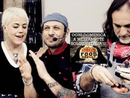 LO STREET FOOD HEROES TOUR FA TAPPA A ROMA