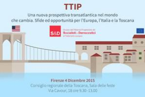 TTIP, UNA NUOVA PROSPETTIVA TRANSATLANTICA NEL MONDO CHE CAMBIA