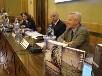 Presentato  a Roma  il nuovo Atlante Qualivita 2011 e la prima edizione di QUALIguida
