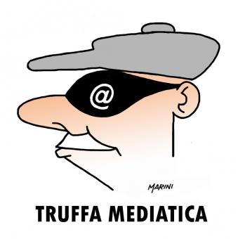 La vignetta di Valerio Marini