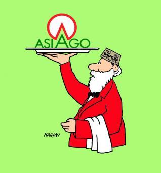 """Asiago e Speck per la """"Pizza Altopiano"""""""""""""""
