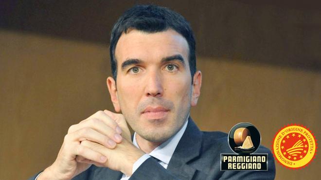 IL MINISTRO MARTINA INCONTRA IL CONSORZIO PARMIGIANO REGGIANO DOP