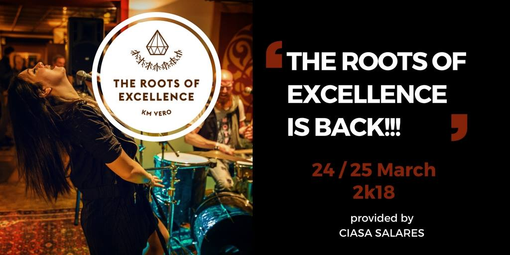 The ROOTS of Excellence 2018