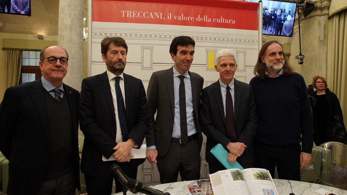 Le DOP IGP  <b>patrimonio della cultura italiana</b> con Treccani e Qualivita
