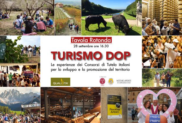 TAVOLA ROTONDA TURISMO DOP