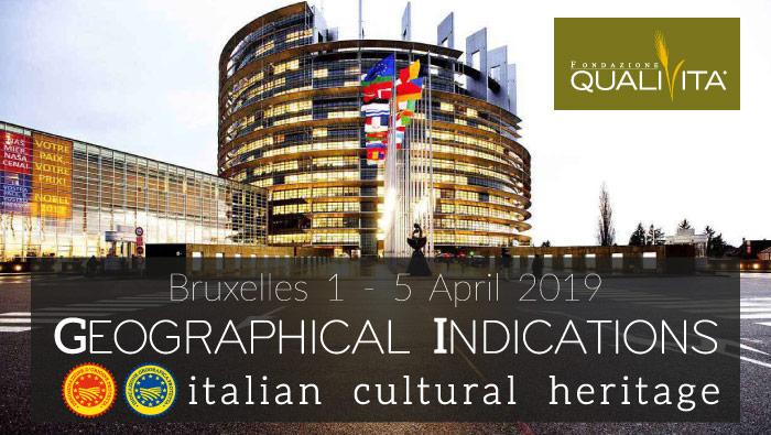 """ESPOSIZIONE """"GIS – ITALIAN CULTURAL HERITAGE"""" A BRUXELLES"""
